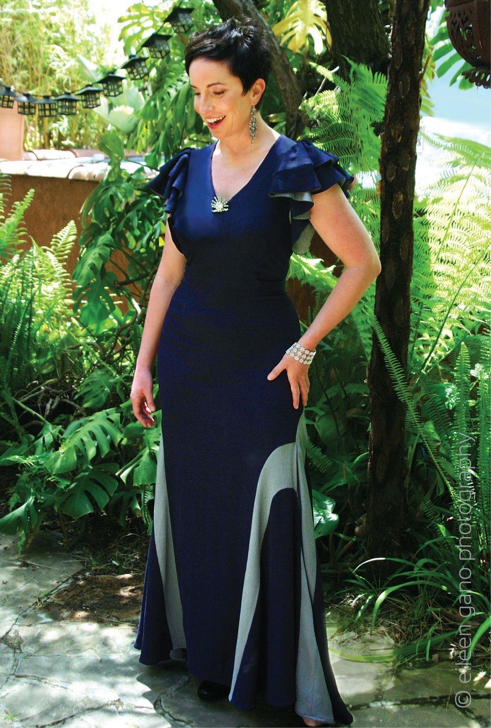 dinah-steward-woman-blue-dress-portrait-eileen-gano