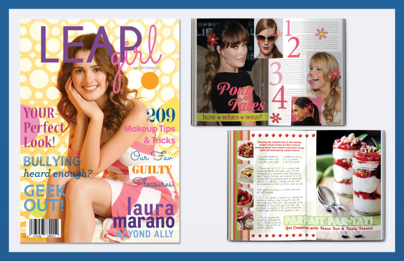 Leap Girl Magazine
