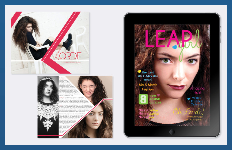 Leap Girl Magazine